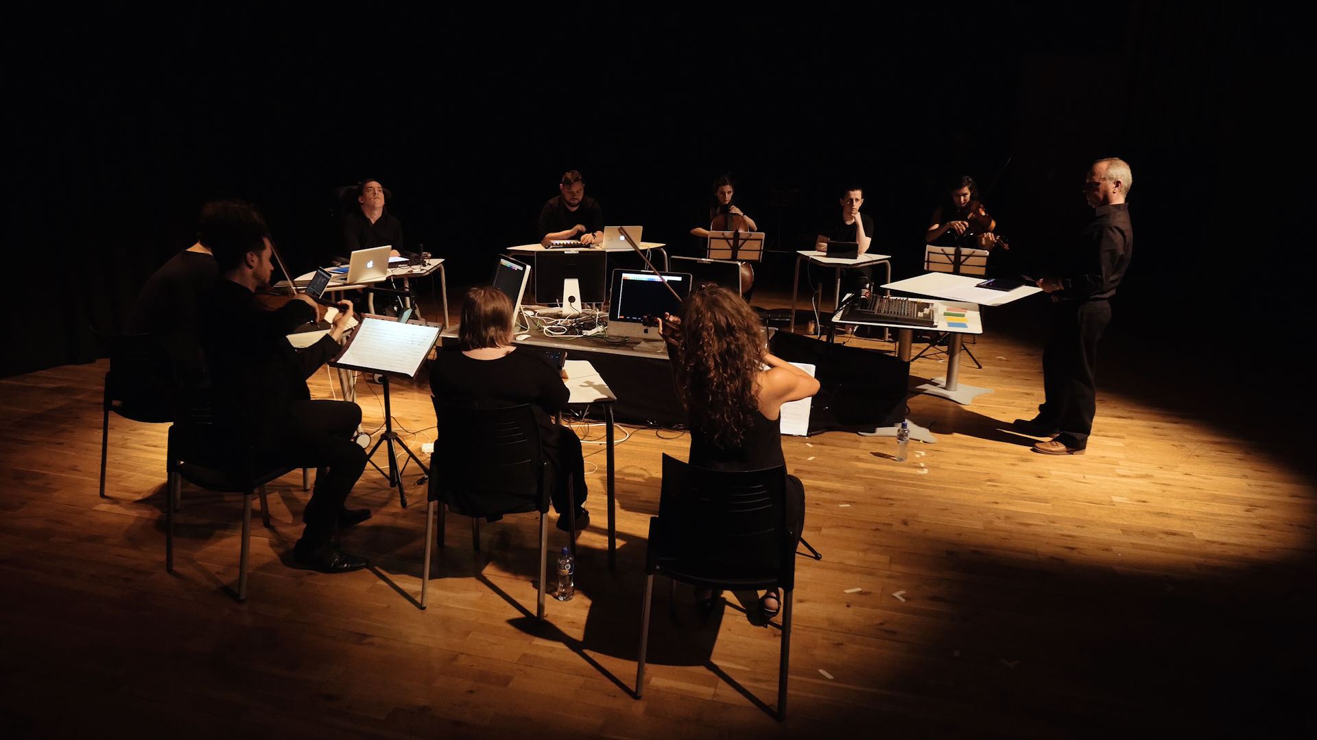 Acoustronic named as Ensemble in Residence at Royal Irish Academy of Music